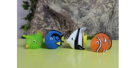 Peixes de Borracha