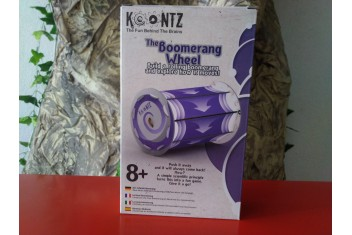 Koontz - O cilindro bomerang