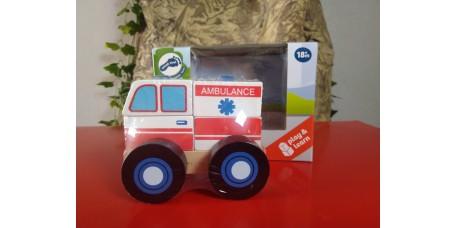 Ambulância de Montar