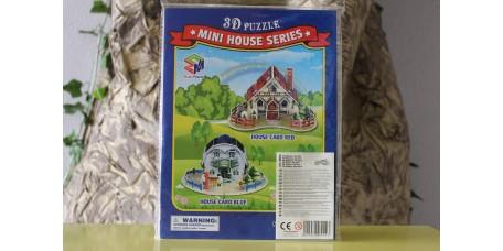 Puzzle Casas 3D