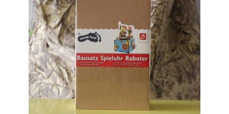 Caixa de Música para Montar - Robot