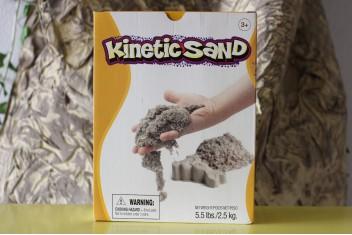 Areia Cinética 2,5 kg