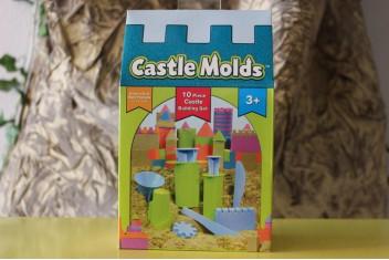 Moldes de Areia - Castelo