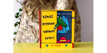 Estás Pronto, Senhor Croc?