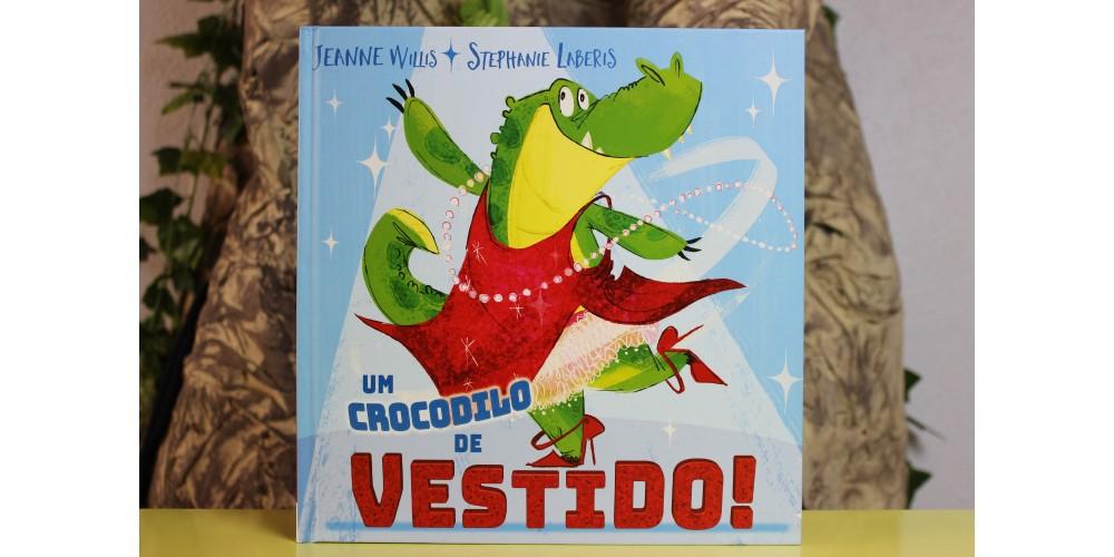 Um Crocodilo de Vestido!