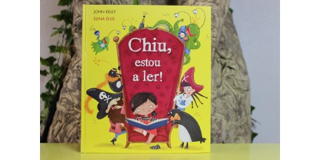Chiu, estou a ler!