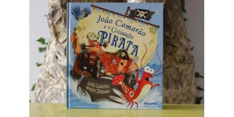 João Camarão e o Guisado Pirata