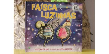 Faísca & Luzinhas As Tartarugas Dançarinas