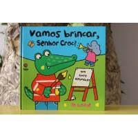 Vamos Brincar Sr. Croc