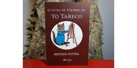 O Livro de Colorir do Tó Tareco
