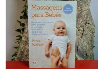 Massagens para Bebés