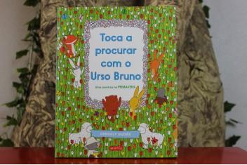 Toca a Procurar com o Urso Bruno - Uma aventura na Primavera