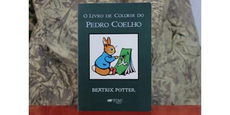 O Livro de Colorir do Pedro Coelho