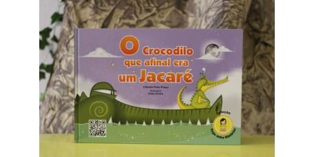 O crocodilo que afinal era um jacaré