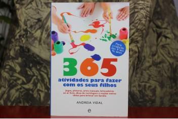 365 Atividades para Fazer com os seus Filhos