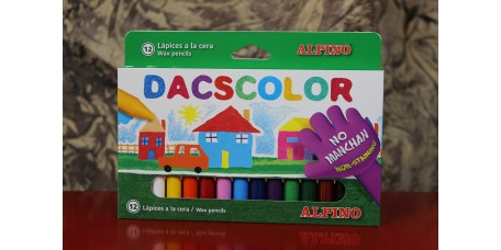 Lápis de Cera Dascolor