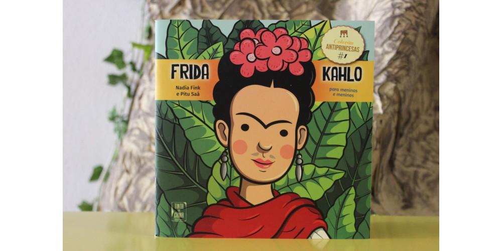 Frida Kahlo Para Meninos e Meninas