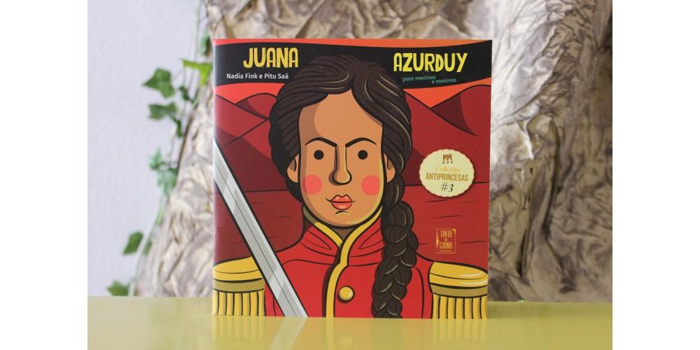 Juana Azurduy Para Meninos e Meninas