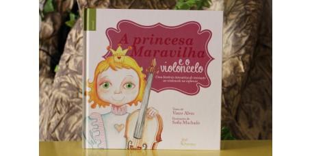 A Princesa Maravilha e o Violoncelo | O Cavaleiro Maravilha e o Violoncelo