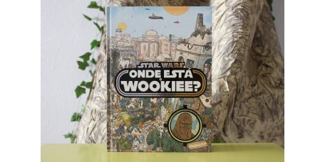 Star Wars - Onde Está o Wookie?