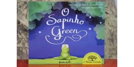 O Sapinho Green - Histórias com Yoga