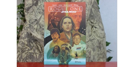 Rogue One - Uma História de Star Wars
