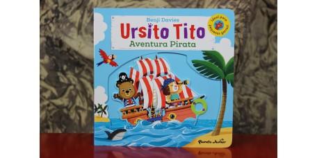 Ursito Tito: A Aventura Pirata