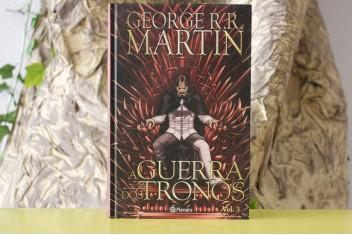 A Guerra dos Tronos - Vol.3
