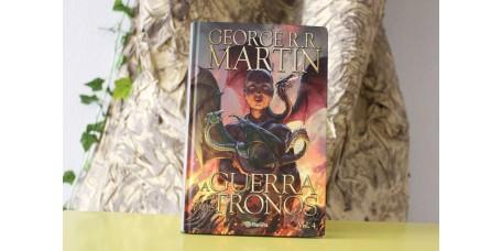 A Guerra dos Tronos - Vol.4