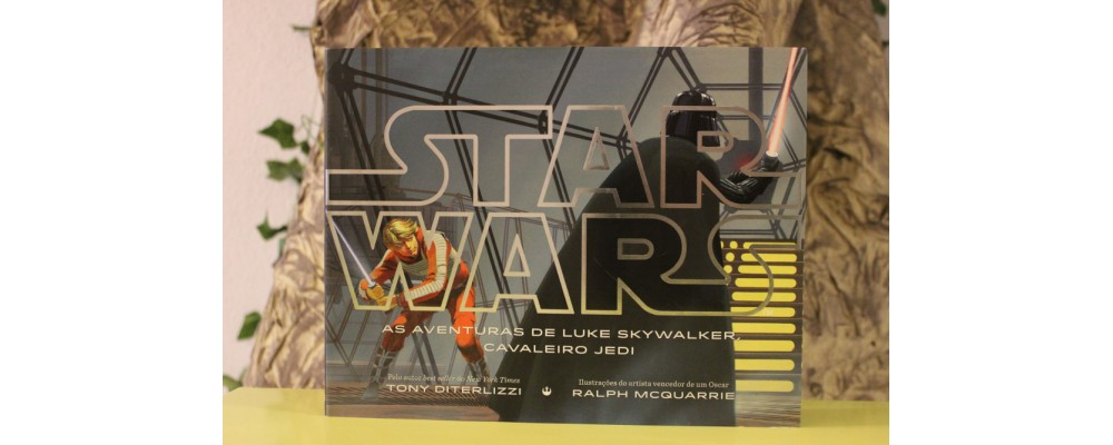 Star Wars - As Aventuras de Luke Skywalker, Cavaleiro Jedi
