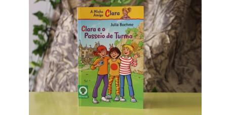 Clara e o Passeio da Turma
