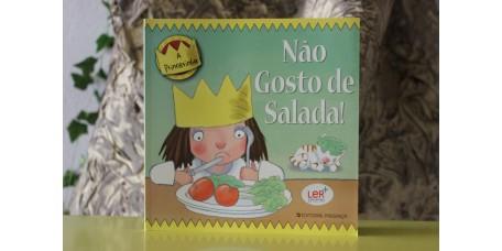 A Princesinha - Não Gosto de Salada!