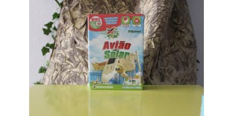 Avião Solar