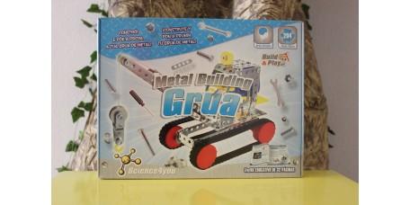 Metal Building - Grua