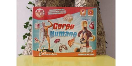 Corpo Humano 2 em 1