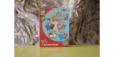 Mini Games - Mímica, Desenho, Palavras e Canções