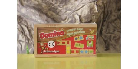 Dominó - Figuras Geométricas