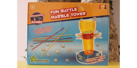 Fun Battle Marble Tower