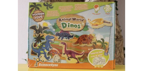 Animal World Dinos