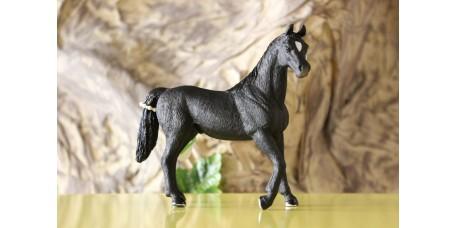 Cavalo Árabe Negro