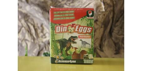 Dino Eggs - Saurolofo