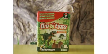 Dino Eggs - Estegossauro