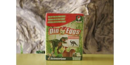 Dino Eggs - Parassaurolofo