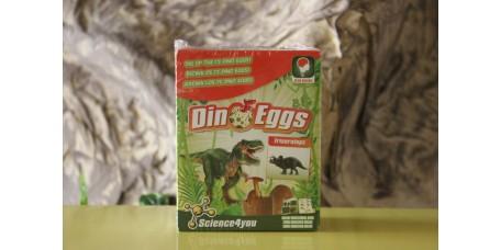 Dino Eggs - Tricerátopo