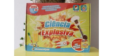 Ciência Explosiva