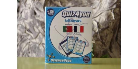 Quiz4you - Idiomas Português - Francês