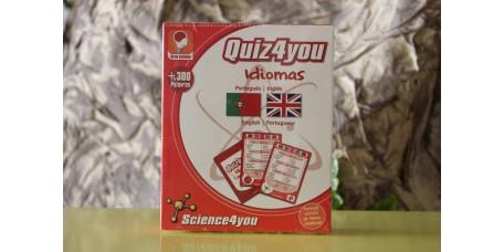 Quiz4you - Idiomas Português - Inglês